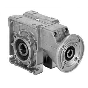Przekładnie i motoreduktory ślimakowe kwadratowe Hydro-mec