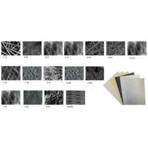 Materiały filtrujące