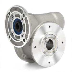 Przekładnie i motoreduktory nierdzewne i aluminiowe