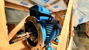 Silniki elektryczne dla branży offshore